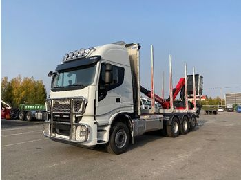 IVECO X-Way AS 340X57 8x4 - camion grumier