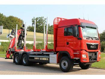 Camion grumier MAN TGS 33.510  6X4 BL/ Euro6d   EPSILON M 12Z