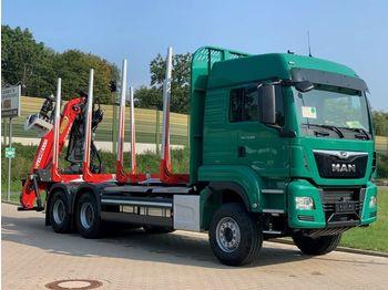 Camion grumier MAN TGS 33.510 6X4 BL / Euro6d  EPSILON M  12Z