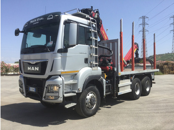 M.A.N. TGS33.480 - camion grumier
