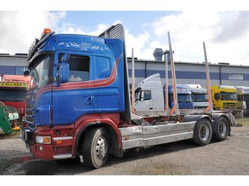 Leasing SCANIA R480 - camion grumier