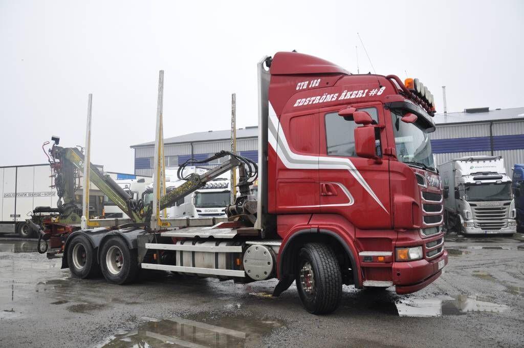 camion grumier SCANIA R560LB6X4HSA