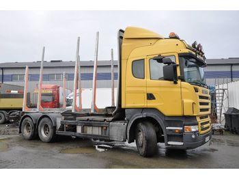Camion grumier SCANIA R560 6X4