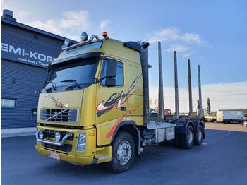 VOLVO FH13 520 - camion grumier