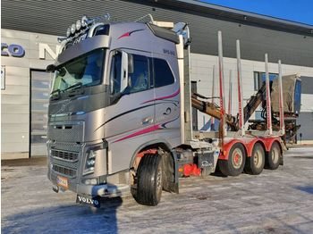 VOLVO FH16 - camion grumier