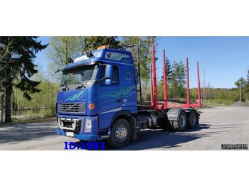 Camion grumier VOLVO FH16 580 6x4 FULL SPRING EURO5