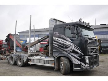 Leasing VOLVO FH550 6X4 - camion grumier