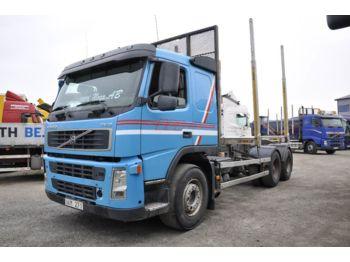 Camion grumier VOLVO FM12 420 Parabel