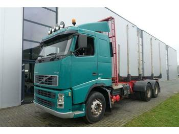 Camion grumier Volvo FH12.500 6X2 MANUAL FULL STEEL HUB REDUCTION EUR