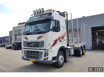 Volvo FH16 600 Globetrotter, Euro 5, engine needs repair - camion grumier