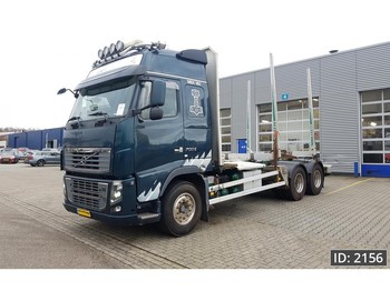 Camion grumier Volvo FH16.700 Globetrotter, Euro 5