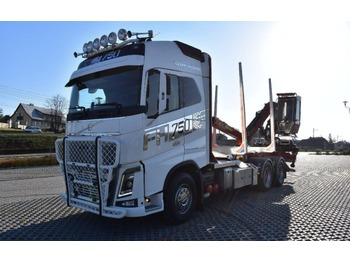 Camion grumier Volvo FH16.750