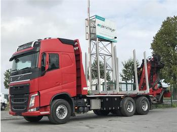 Camion grumier Volvo - FH 13 500 BL 6x4