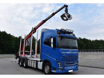 Volvo FH 16.650 - camion grumier