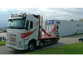 Volvo FH 540   --- 10  X   4  --- 5  AXLES  - camion grumier