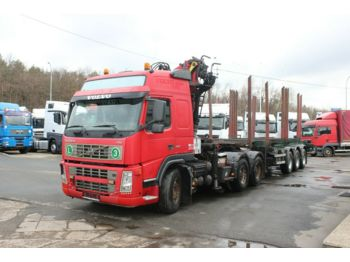 Camion grumier Volvo FM 13 480 64RT + LEMEX NZ 34: photos 1