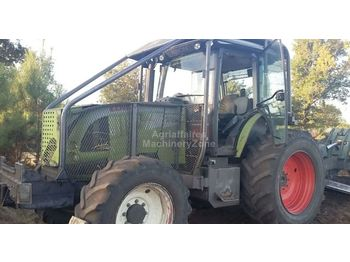 Claas ARION 630 - tracteur forestier