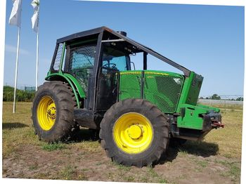 Tracteur forestier John Deere 6195R: photos 1