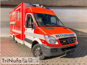 MERCEDES-BENZ Sprinter 516 CDI / WAS RTW | Klima | - ambulance