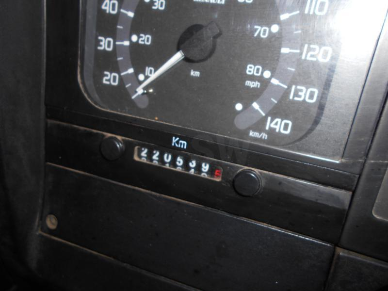 balayeuse Renault Midlum 210