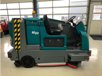 Balayeuse TENNANT M20 schrobmachine