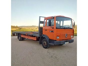 RENAULT Midliner S120 left hand drive 7.7 ton electric winch - remorqueuse