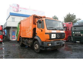 Voirie Mercedes-Benz 1824 MANUAL 4X2,10 STUCK