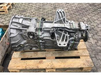 Boîte de vitesse Mercedes-Benz MP4 G281-12 (PART NR: 715371): photos 1
