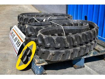 ITR 200x72x42 RUBBER TRACKS FOR CHIKUSUI/CANYCOM BFS901G / BFS90  for mini digger - chenille