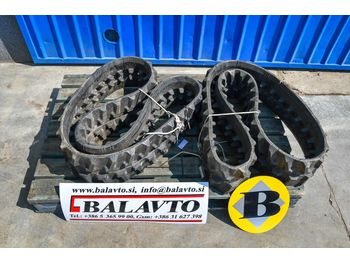 ITR 200x72x42 RUBBER TRACKS FOR JOLY 20HO(minicarrier)  for mini digger - chenille
