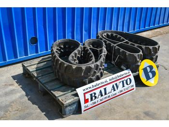 New ITR 200x72x42 RUBBER TRACKS FOR KOMATSU PC40III (Lifting platfor  for mini digger - chenille