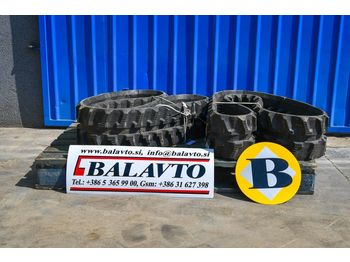 New ITR 200x72x42 RUBBER TRACKS FOR ROTAIR R 900 (Mini carier)  for mini digger - chenille