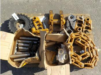 Pallet of Undercarriage Parts - chenille