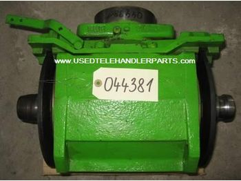 MERLO DIFFERENTIAL GEAR REAR AXLE FOR MULTIFARMER === DIFFERENTIAL HINT. ACHSE FUR MULTIFARMER Nr. 044381 /065359/ - différentiel