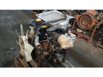 / NISSAN TERRANO II (R20) 2.7 TDi 4WD engine for commercial vehicle - moteur