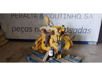 Moteur Perkins for compactor