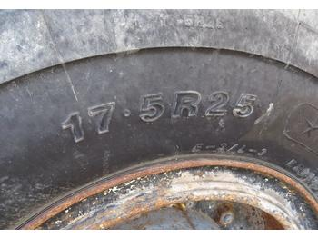 Pneux Bridgestone 17.5 r25