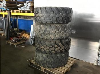 Liebherr Air Tire 405/70R20 - pneux