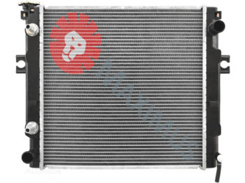 New MAXIMUS CHŁODNICA WODY (NCP0359)  for TOYOTA FORKLIFT forklift - radiateur