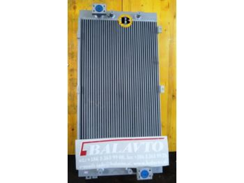 VOLVO Oil cooler excavators  for VOLVO EC240B, EC290B - radiateur