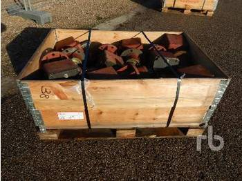 Qty unused Walterscheid gearboxes - transmission
