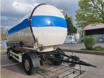 Remorque citerne Spitzer 4-Kammer ALU-Lebensmittelsilo  2 bar 32.000 lit