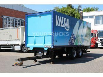 Remorque pour le transport de boissons Krone Getränke Tandem/Schwankwand/LaSi/LBW