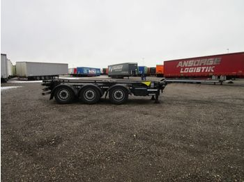 Koegel 45 Port multipl. Container-Chassis - semi-remorque