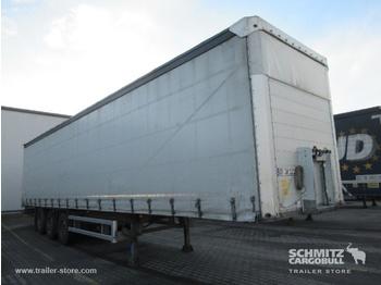 Semi-remorque bâche SCHMITZ Auflieger Curtainsider Coil