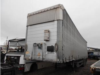 Semi-remorque bâche Schmitz Cargobull