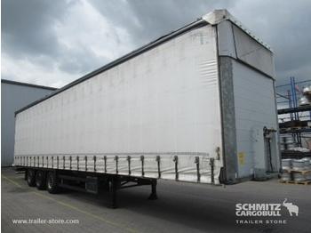 Semi-remorque bâche Schmitz Cargobull Curtainsider Coil