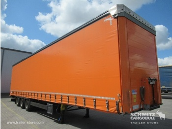 Semi-remorque bâche Schmitz Cargobull Curtainsider Mega