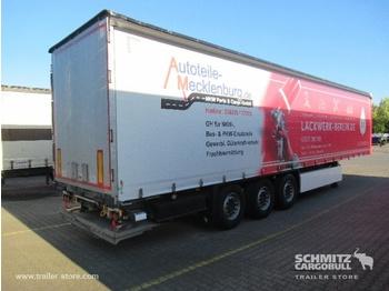 Semi-remorque bâche Schmitz Cargobull Curtainsider Standard Taillift
