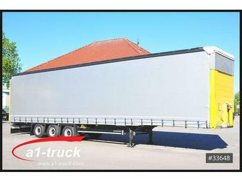 Semi-remorque bâche Schmitz Cargobull S01 Megatrailer, Kilometer 287.020 HU 07/2021